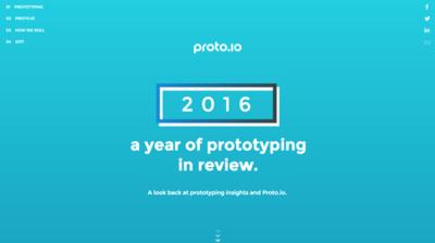 図2 2016年のプロトタイピングの傾向