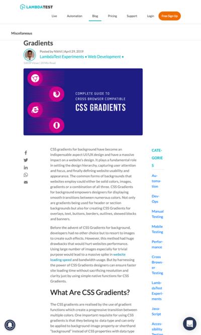 図3 クロスブラウザでのCSSグラデーション完全ガイド