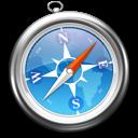 図4 SafariとInternet Explorerのロゴ画像