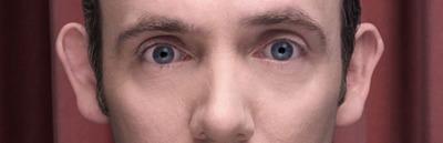 図6 動く部分が集中する目の周辺
