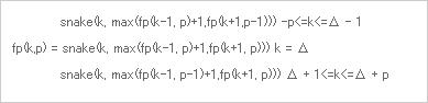 図10 snake関数とfp(k,p)の関係