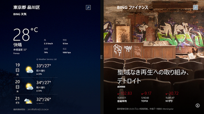 Windows 8.1アプリ