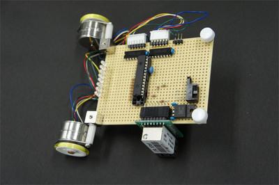 LED文字描画システム全体