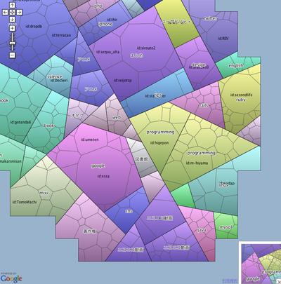 図2 hatenarmaps