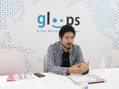 写真1 グループス取締役CTO 池田秀行氏