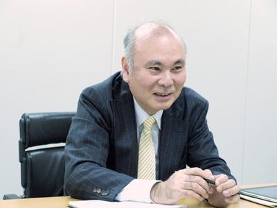 ルネサス ソリューションズ 第三応用技術本部エグゼクティブ 宗像尚郎氏