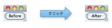 図2 1回だけ遷移するパターンの例