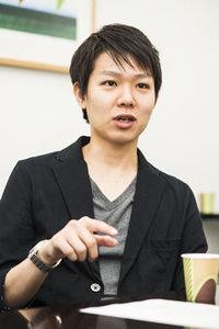 写真1 小川健太郎氏