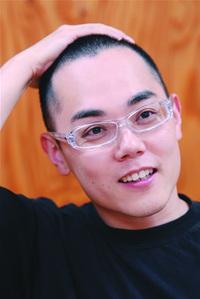 取締役の竹中直純さん 未来検索ブラジルの創業者でもある(写真:平野正樹)