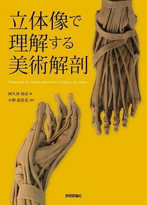 立体像で理解する美術解剖