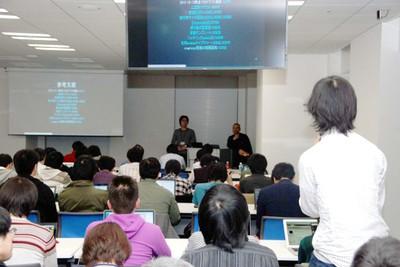 C++国際標準化委員会のゲストを迎え,会場は盛り上がった