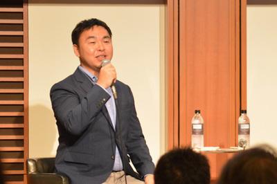 肩書きがArm IoTサービスグループ  データビジネス担当バイスプレジデントとなった元Tresure Data CEO,芳川裕誠氏