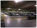 とにかく広い駐車場