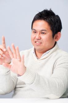 株式会社ミクシィ技術部OpenSocialエキスパート田中洋一郎氏