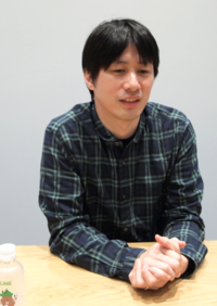 LINEが考えるBlockchain構想について語るBlockchain Lab 那須利将氏