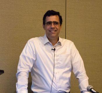Oracle, Director Product Management Java Platform, Aurelio Garcia-Ribeyro氏