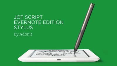 Jot Script Evernote Edition スタイラスペン
