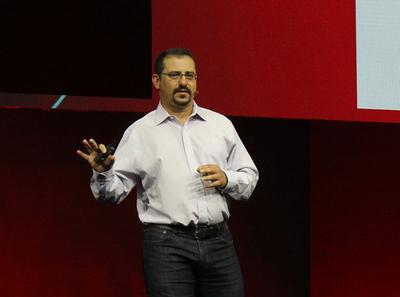 Oracle, VP, Java Platform Group Chair, OpenJDK Governing Board, George Saab氏