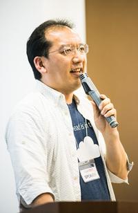 日本マイクロソフト株式会社 デベロッパーエバンジェリズム 統括本部 テクニカル エバンジェリストの畠山大有氏
