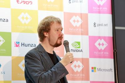Andrey Vlasovskikh(アンドレイ・ヴラソフスキ)氏