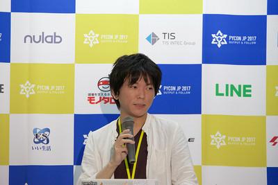 Masaaki Horikoshi氏