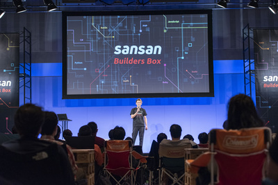 Sansan Builders Box開幕