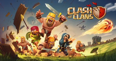 Cell社のClash of Clans