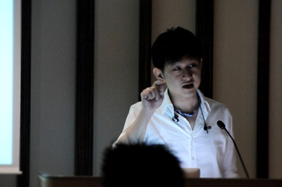 「Windowsストア アプリケーションのUIデザイン」日本マイクロソフト株式会社 高橋 忍さん