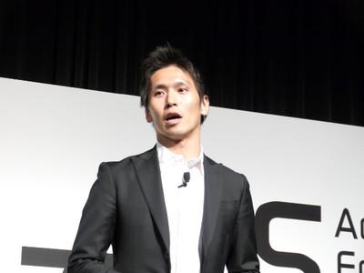 渡邊大介氏((株)サイバーエージェント ビジネス事業部 事業責任者)