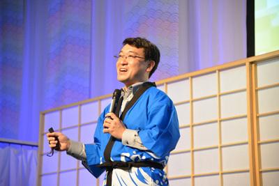 「Hadoopは絶賛進化中」と語る日本Hadoopユーザ会会長 濱野賢一朗氏