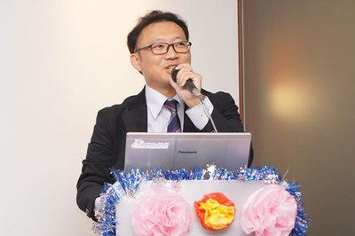 名古屋支部長の中谷悟氏