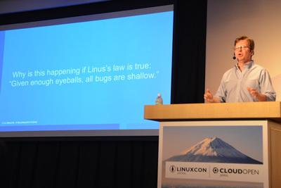 Linusの法則