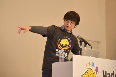 Hadoop Conference Japan 2016セッションでの小沢健史氏