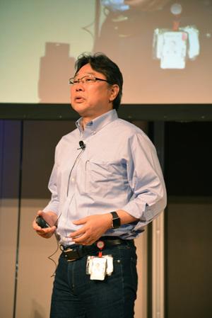 日本オラクル CEO 杉原博茂氏
