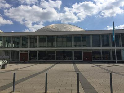 会場となったBerlin Congress Center