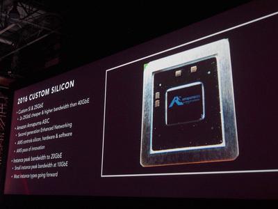ルータ用ICチップも自社開発