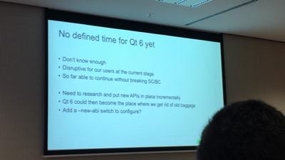 Qt 6開発の現状