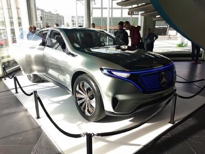 Mercedes-Benz Concept EQ