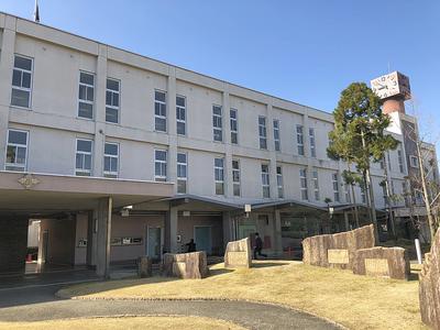 会場となった奈良県立磯城野高等学校