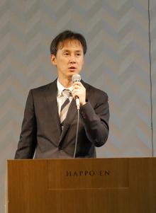 グレープシティ株式会社 ツール事業部 事業部長 小野 耕宏氏
