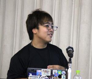 OSC Kyoto ローカルスタッフPasta-K氏
