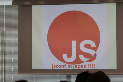 JSconf in Japan